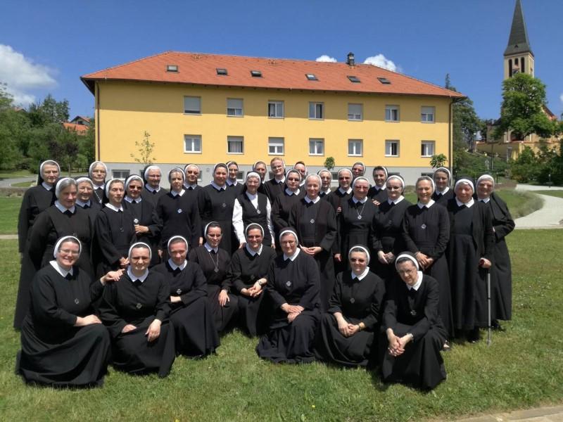 Susret Vrhovne Glavarice i sestara iz Sjeverne Hrvatske