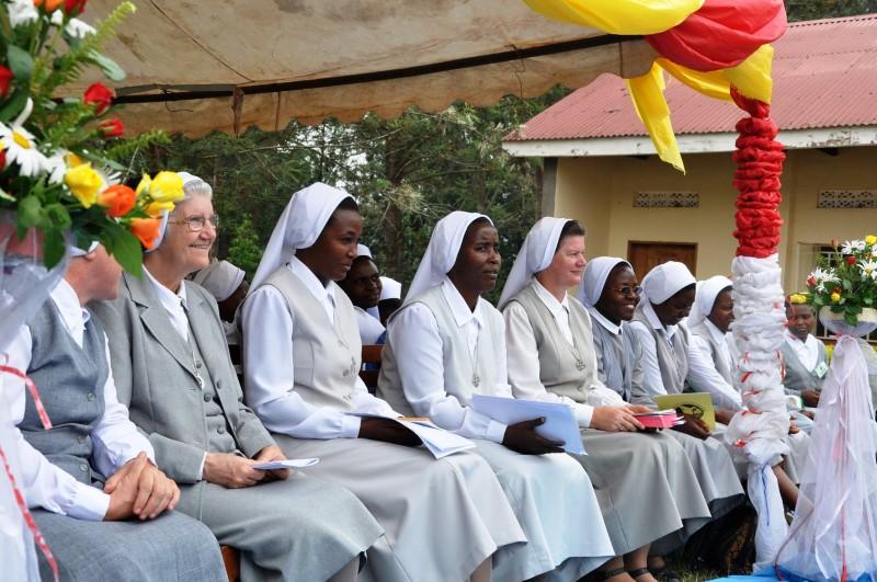 Prve sestre Uganđanke položile doživotne zavjete