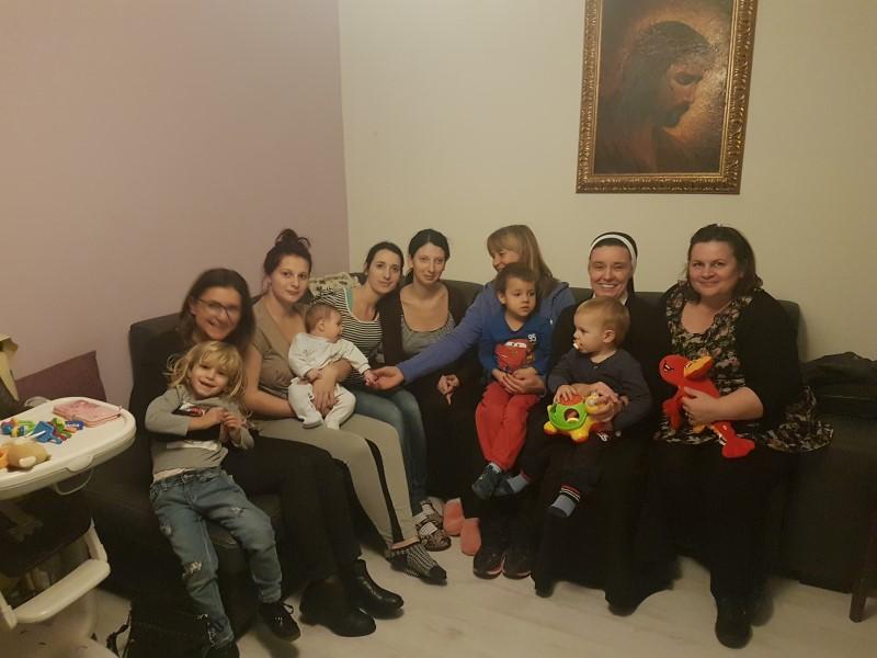 Posjet Suradnika Božje ljubavi Kući za utočište Udruge Betlehem