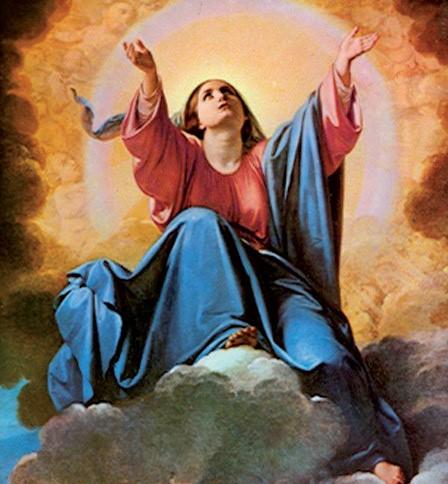 """Velika Gospa odnosno Zašto je Majka Božja """"Velika""""?"""