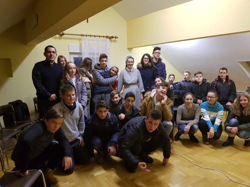 Duhovna obnova za krizmanike u Sv. Iliji