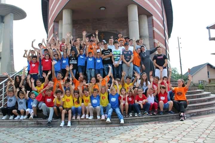 U Binču održan ljetni kamp za djecu