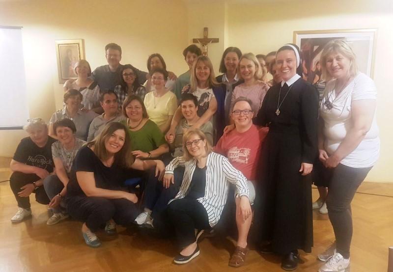 Suradnici Božje ljubavi ugostili članove zajednice Arka
