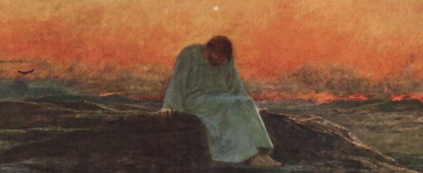 Meditacija - I. korizmena nedjelja (22.2.2015.)