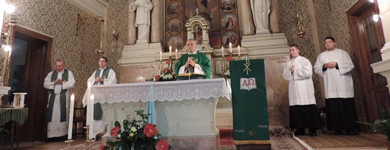 Proslava blagdana Kraljice Svete Krunice u svetištu bl. Drinskih mučenica u Sarajevu