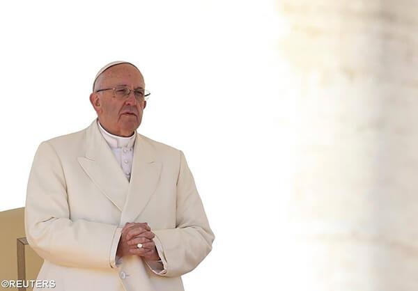 Papa Franjo primio članove Stalnoga vijeća HBK