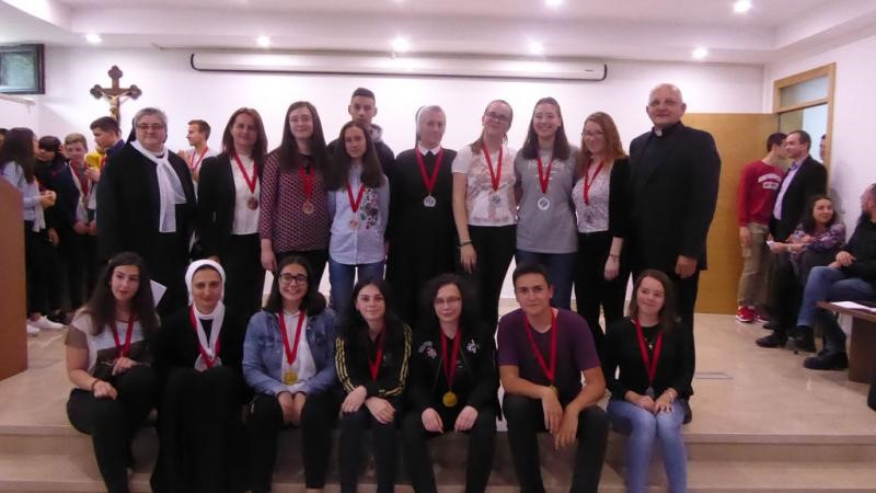 Održana Vjeronaučna olimpijada 2019. u Stocu u Bosni i Hercegovini