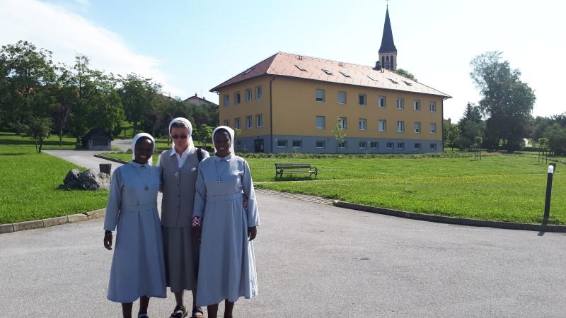 Misionarka s. Vedrana i sestre Fedrick i Olivia iz Ugande stigle u Hrvatsku