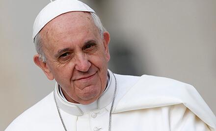 Poticaji pape Franje