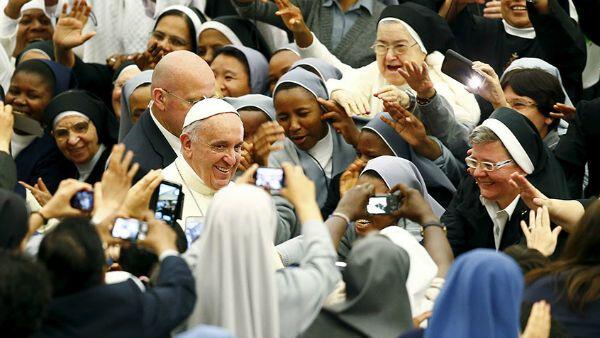 Poticaj pape Franje sudionicima Jubileja posvećenoga života