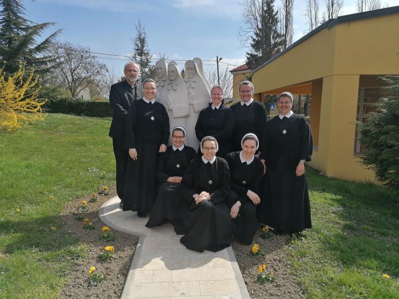 Susret sestara juniorki u Granešini