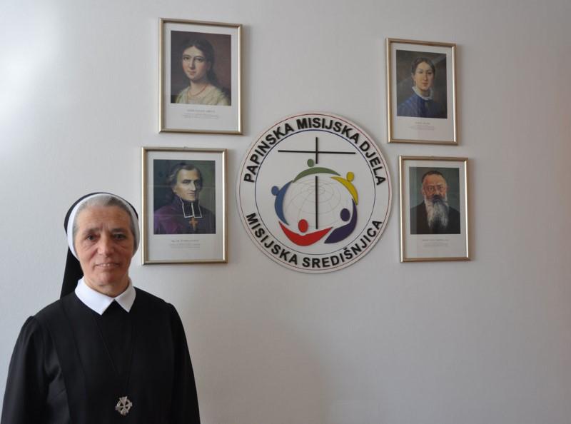 Intervju sa s. Davorkom Šarić uz Svjetski dan misija