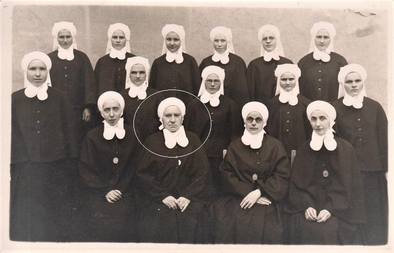 Sestra Lujza Reif i njezina tajna