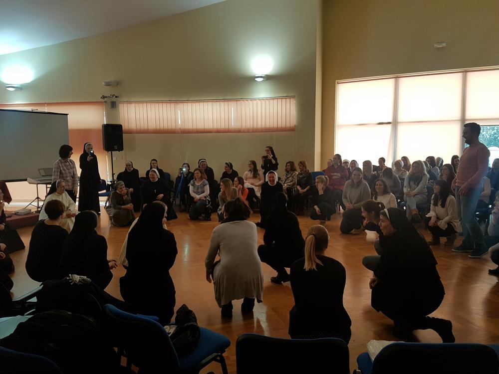 U Granešini održan stručni skup za odgojitelje katoličkih vrtića