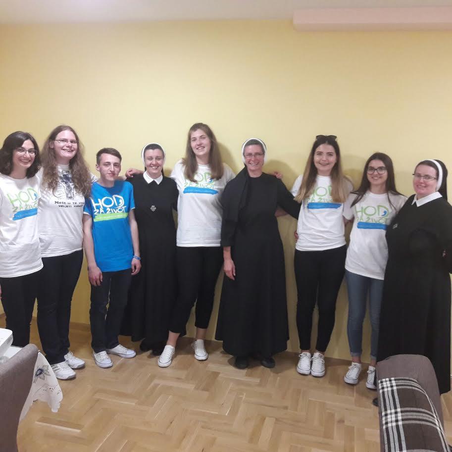 U Granešini održan susret za mlade