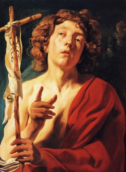 Sveti Ivan Krstitelj - navjestitelj Radosne vijesti