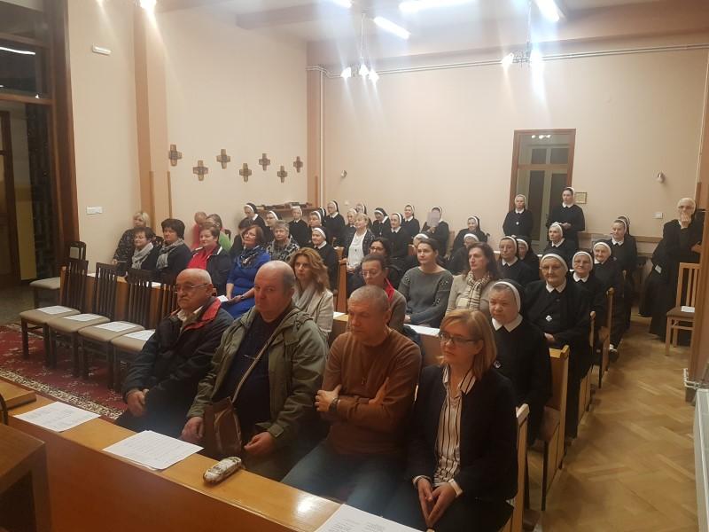 Proslava Dana Družbe u Granešini u zajedništvu sestara i Suradnika Božje ljubavi